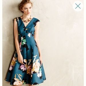 Anthropologie Baikal Moulinette Soeurs dress